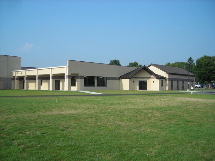 Grace Church- ACi Construction Project