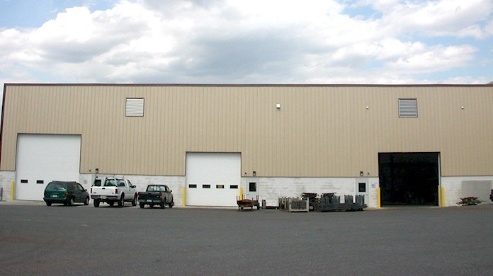 ACi Construction Specialty Building Project- Outside Warehouse