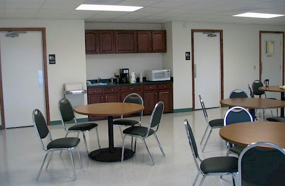 Wagner Family: Interior View - Lunch Area