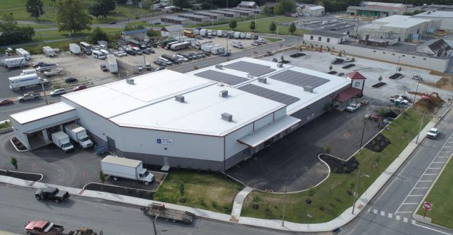 Ephrata ReUzit on State – 36,000 sq ft Retail and Warehouse Facility - ACI Construction